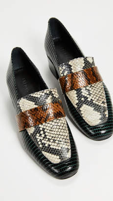 Freda Salvador Rock Mid Heel Loafers