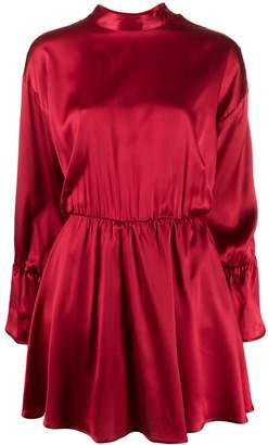 FEDERICA TOSI fitted flared dress