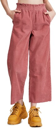 BDG Urban Outfitters Paperbag Waist Corduroy Trousers