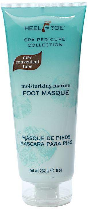 Heel to Toe Moisturizing Marine Foot Masque