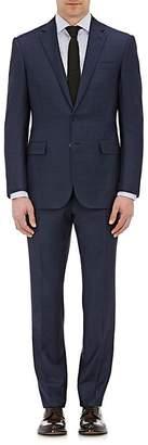 Ralph Lauren Purple Label Men's Anthony Wool Sharkskin Two-Button Suit