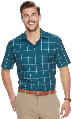 Van Heusen Big & Tall Air Classic-Fit Button-Down Shirt