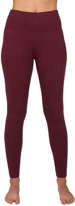 Spalding Women's Super Soft Cotton High Waisted Legging