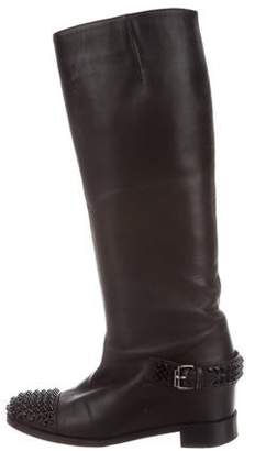 Christian Louboutin Egoutina Spiked Boots