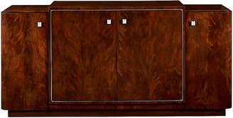 Ralph Lauren Home Duke Low Media Cabinet - Penthouse Mahogany
