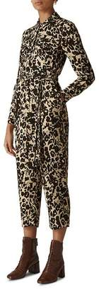 Whistles Jungle Cat Utility Jumpsuit