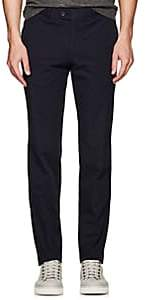 Hiltl Men's Stretch-Cotton Modern-Fit Trousers