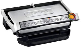 Tefal NEW OptiGrill +XL Health Grill: Silver