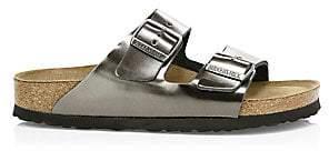 Birkenstock Women's Women's Arizona Double-Strap Slides Sandals