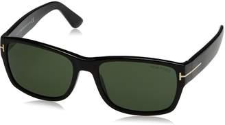 Tom Ford Sunglasses TF 445 Mason 50B Striped Multicolor