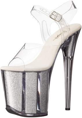 Pleaser USA FLAM808G/C/S Women's Platform Dress Sandal