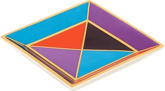 Jonathan Adler Harlequin Square Tray