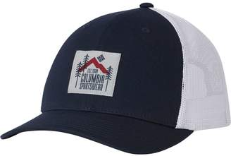 Columbia Mesh Snapback Hat - Men's