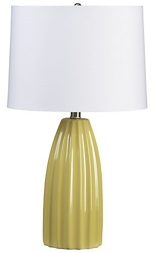 Ella Yellow Table Lamp