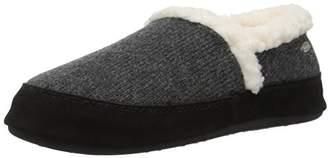 Acorn Women's Women's Moc Ragg Slipper Shoe,(5-6) B US