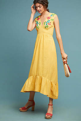 Anthropologie Tracy Reese x Catalina Maxi Dress