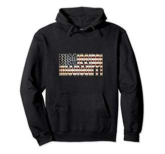 Straight Outta Mississippi Patriotic Hoodie