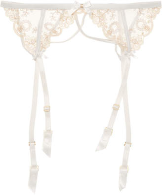 L'Agent by Agent Provocateur Lusina Bow Suspender