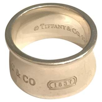 Tiffany & Co. & Co 1837 Silver Ring