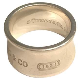 Tiffany & Co. & Co 1837 Silver Ring