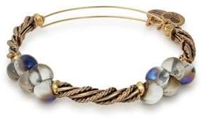 Alex and Ani Glass Bead Bangle