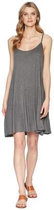 Stetson 1586 Rayon Spandex Jersey Slip Dress Women's Dress