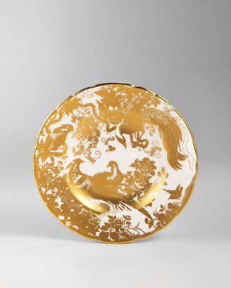 Royal Crown Derby Gold Aves Saucer
