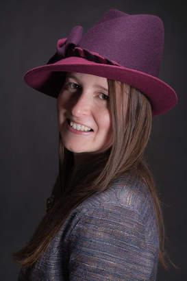 Kate Davison - Milliner Felt Trilby