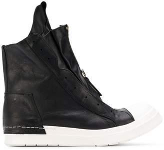 Cinzia Araia flat ankle boots