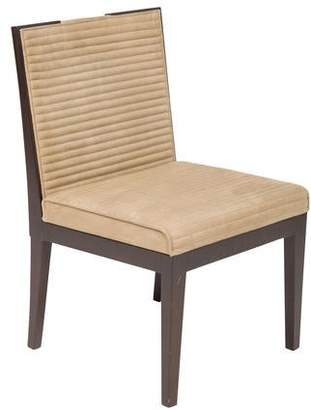 Moura Starr Leather Side Chair
