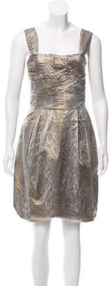 Diane von Furstenberg Treenie Jacquard Dress