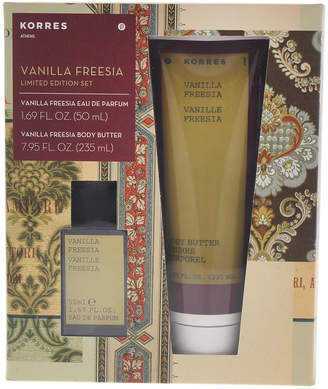 Korres 2Pc Vanilla Freesia Gift Set