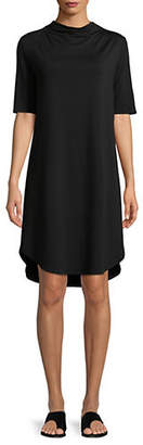 Eileen Fisher Draped Neck Dress