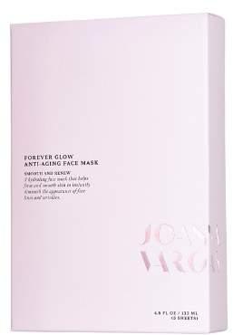 Joanna Vargas Skincare Forever Glow Anti-Aging Face Masks, Set of 5
