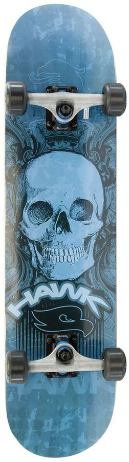 Tony hawk ride skull graphic skateboard