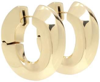 Ellery Moliere Signature hoop earrings
