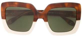 Carolina Herrera square frame sunglasses