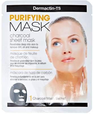 Dermactin-TS Dermactin Ts Pore Refining Charcoal Sheet Mask