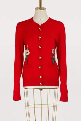 Dolce & Gabbana Wool cardigan