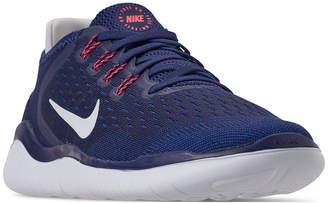 fab607cec4ba Nike Women Free Run 2018 Running Sneakers from Finish Line