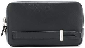Prada hand-strap clutch
