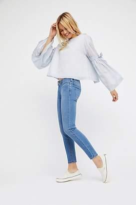 Low Slung Skinny Jeans