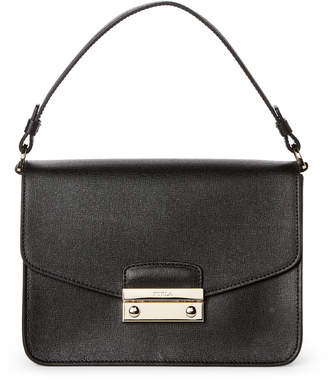 Furla Julia Small Leather Shoulder Bag