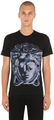 MeDusa 3d Effect Print Jersey T-Shirt