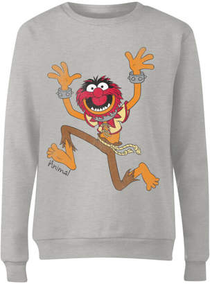 Disney Muppets Animal Classic Women's Sweatshirt - Grey