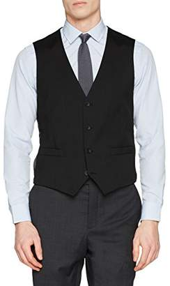 Esprit Men's 038eo2h001 Waistcoat,(Manufacturer Size: 54)