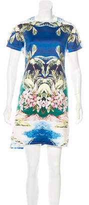 Stella McCartney Printed Mini Dress