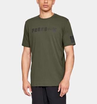 Under Armour Men's UA Freedom Flag Bold T-Shirt