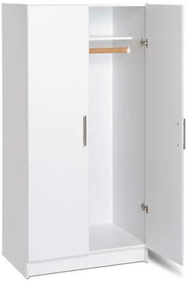 "Wayfair Basics Wayfair Basics 65""H x 32""W x 20""D Wardrobe Cabinet"