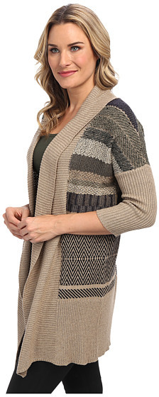 NIC+ZOE Stripe Cozy Multi 4